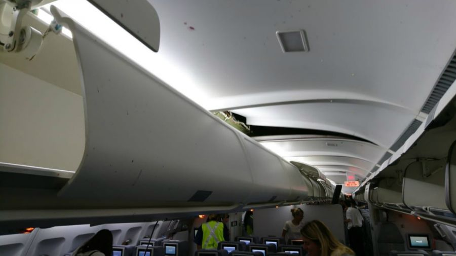 turbulencias aerolineas argentinas