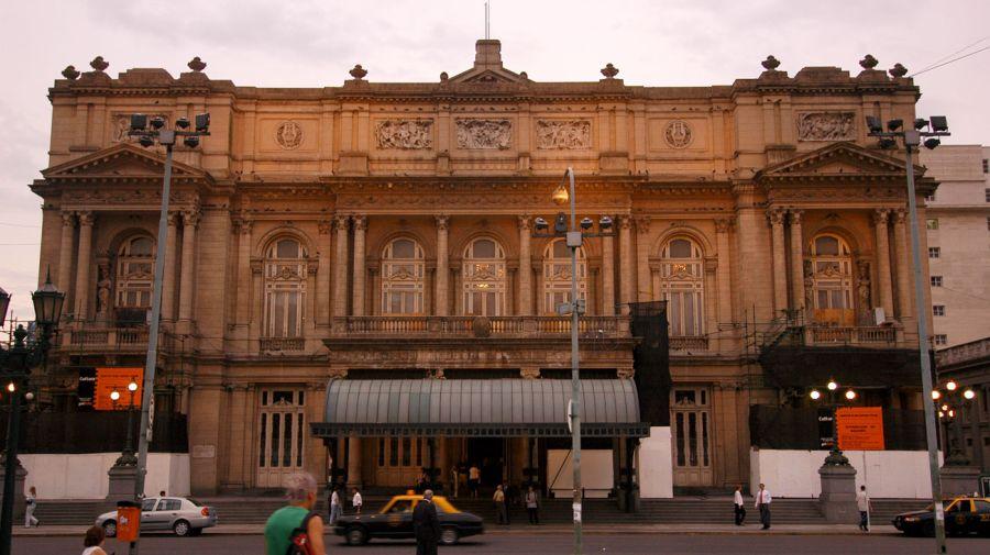 El Teatro Colón elegido como el más importante del mundo
