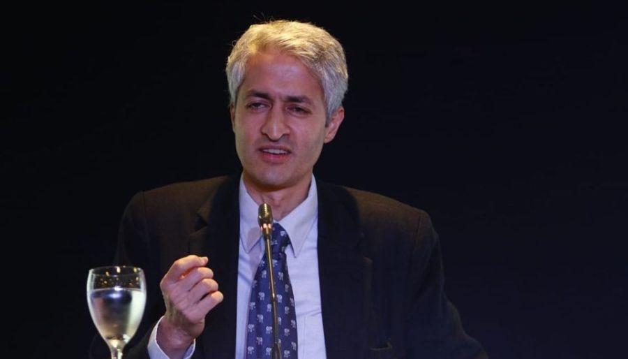 Directivo de Google Madhav Chinnappa en la Asamblea de la SIP en Salta