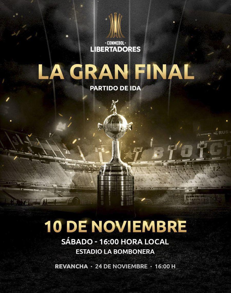 Copa Libertadores: la final entre Boca y River