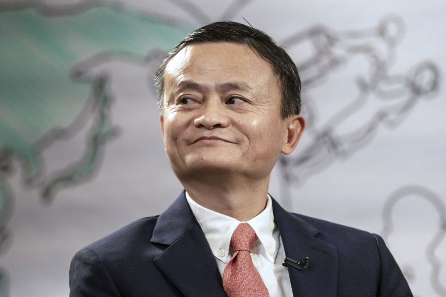 Exclusive Interview With Billionaire Jack Ma at Alibaba's Charity Event