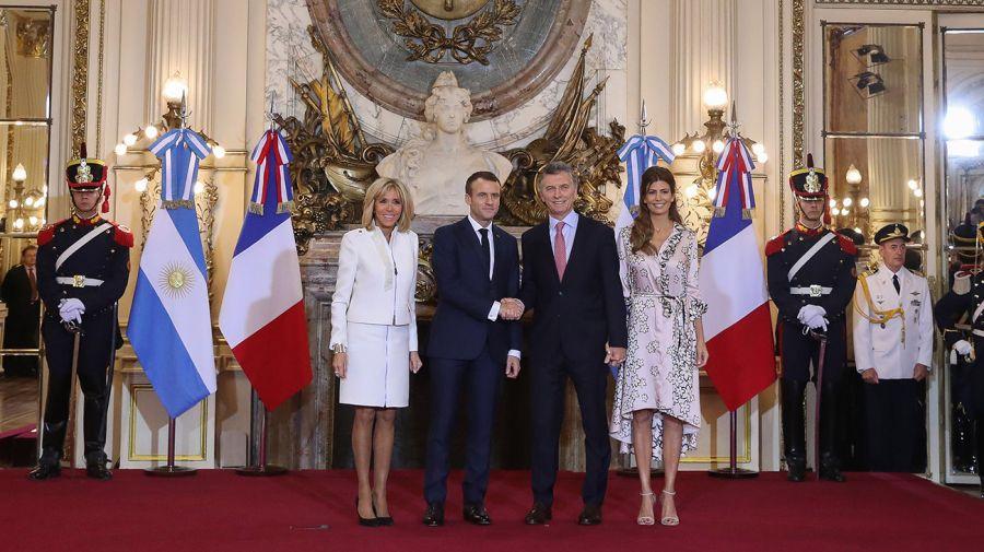 Macri Macron 11292018