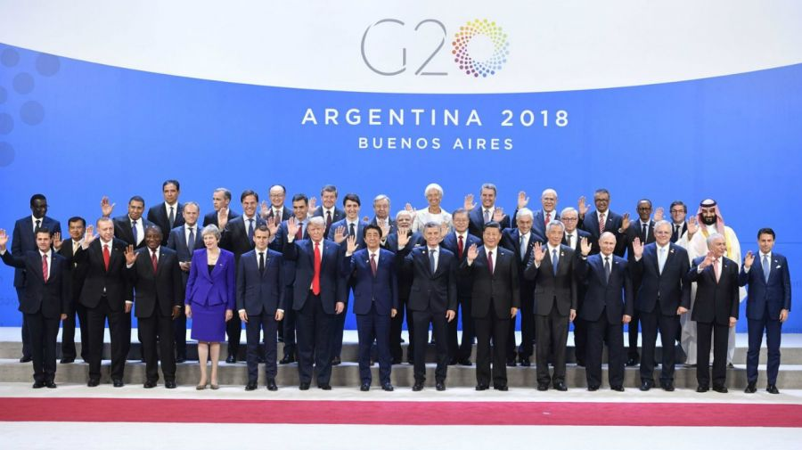 cumbre lideres g20 documento
