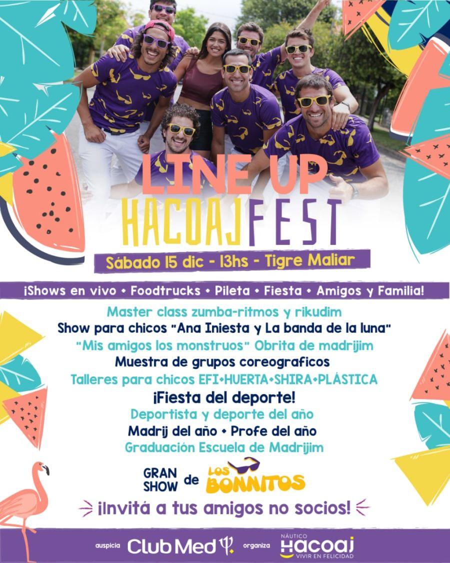 Hacoaj Fest 2018.