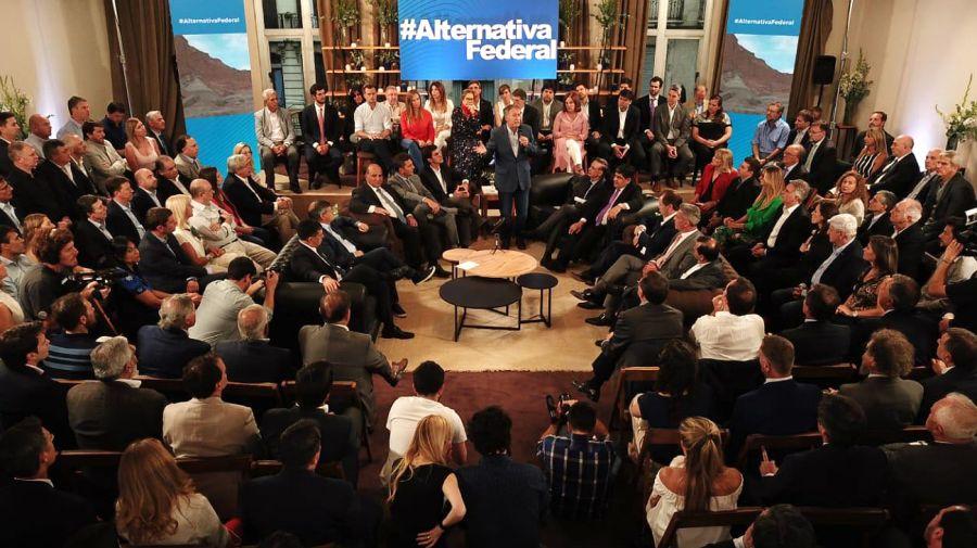 Alternativa Federal, opción dentro del Peronismo.