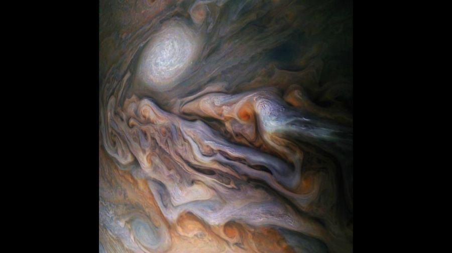 mejores fotos espaciales del año