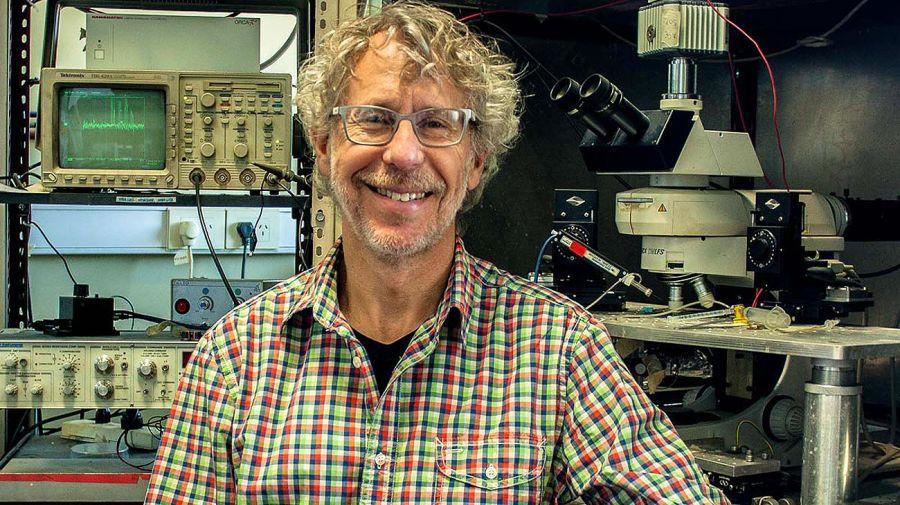 Alejandro Schinder, director del Laboratorio de Plasticidad Neuronal en la Fundación Instituto Leloir.