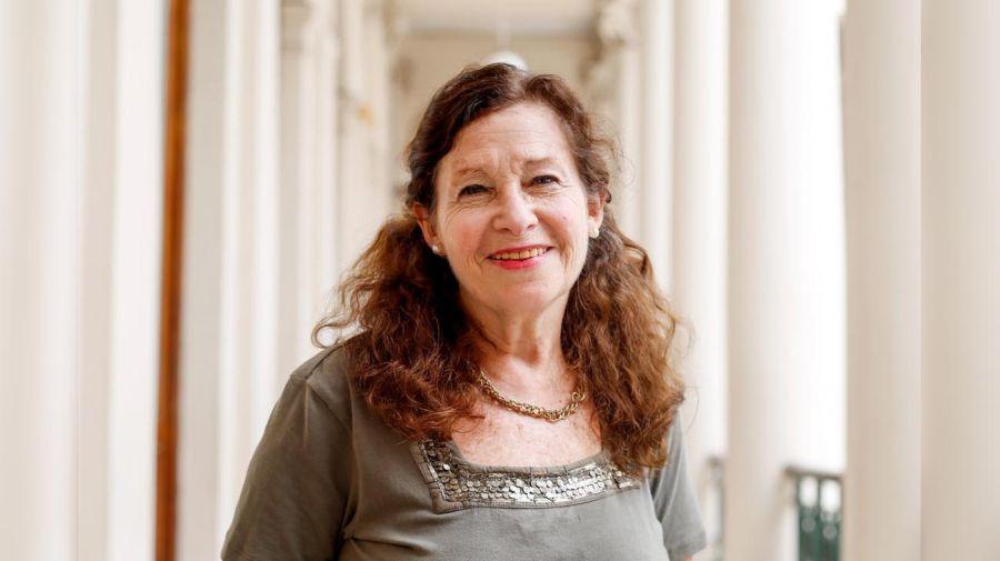 Noemí Zaritzky, una de las científicas premiadas del Conicet.