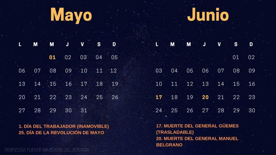 Calendario Julio Del 2000.Estos Son Los Feriados De 2019 Un Ano De 8 Findes Largos