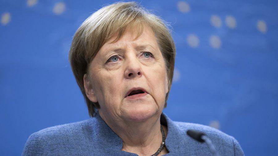 Angela Merkel 01042019