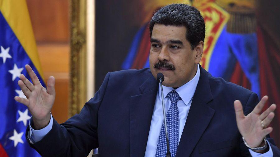 Nicolas Maduro 01102019