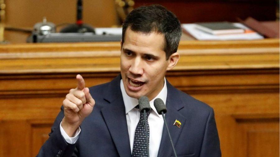 Juan Guaidó, titular de la Asamblea Nacional de Venezuela.