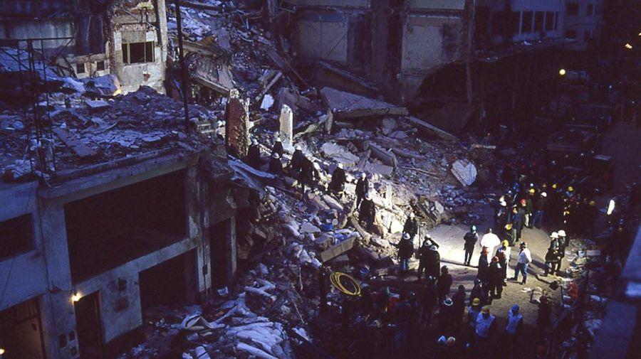 Al menos 85 personas murieron en el atentado terrorista de la AMIA el 18 de julio de 1994.