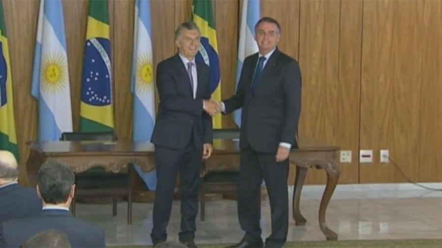 Macri Bolsonaro 01162019
