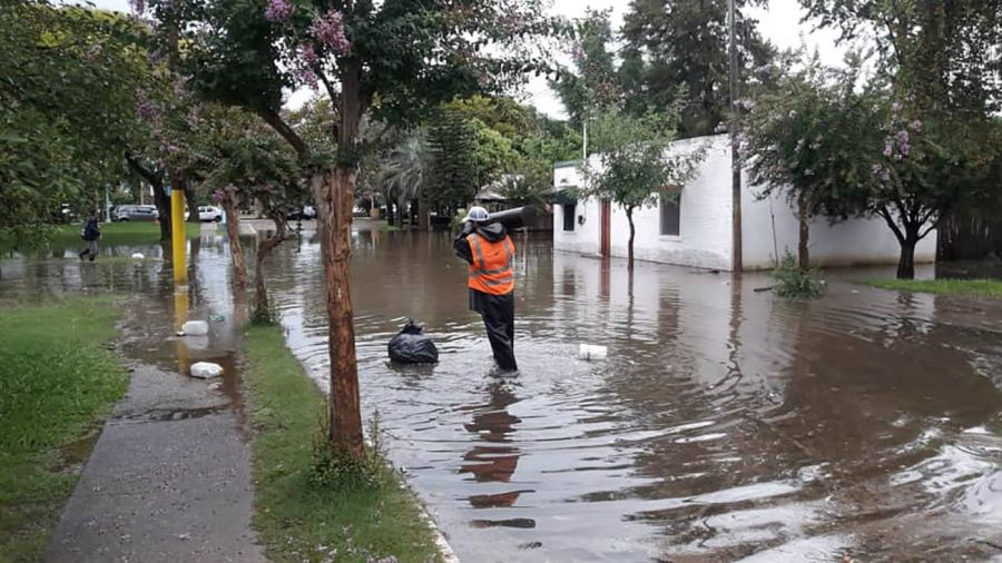 Floods in Entre Rios