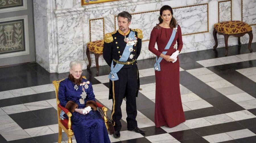 visita reina dinamarca argentina