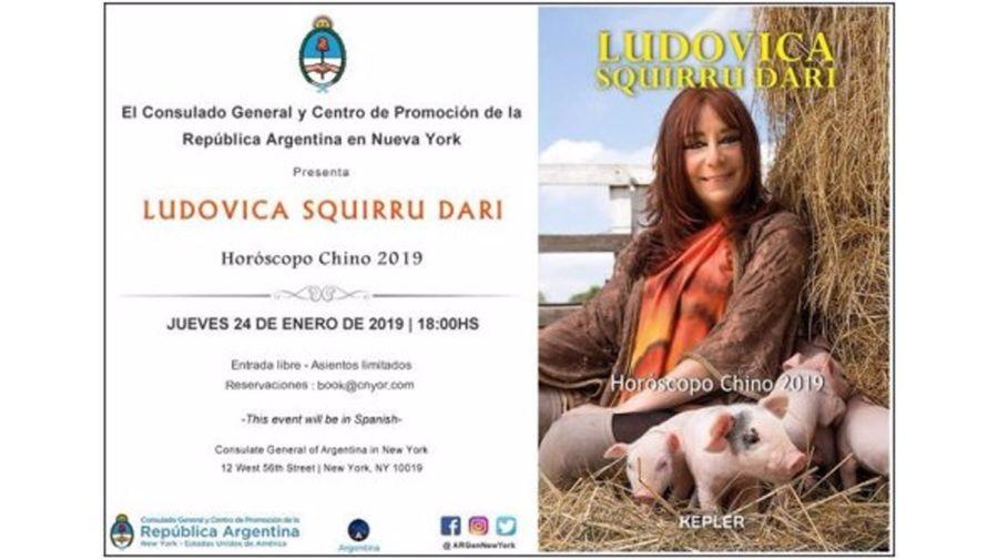 Ludovica Squirru 01212019