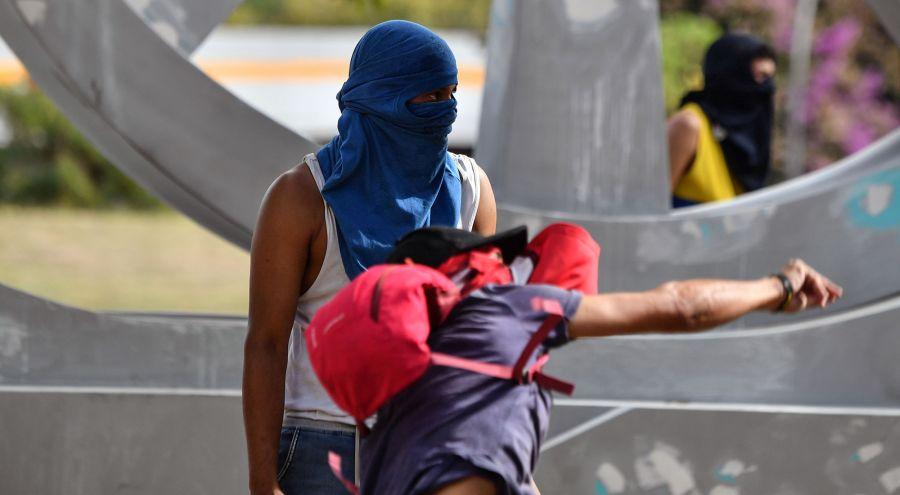 incidentes venezuela AFP