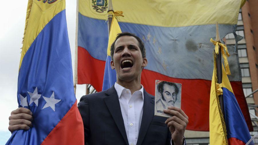 Crisis Venezuela 1 Telam g_20190124