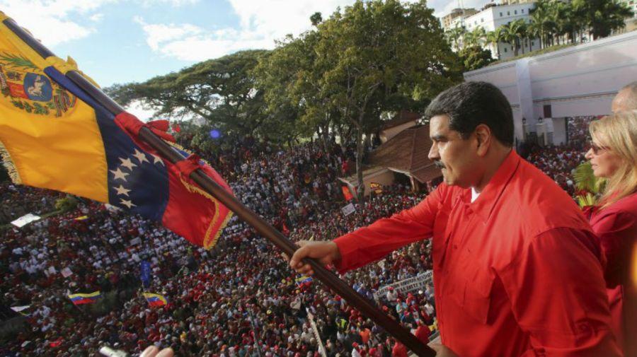 Crisis Venezuela AFP g_20190124