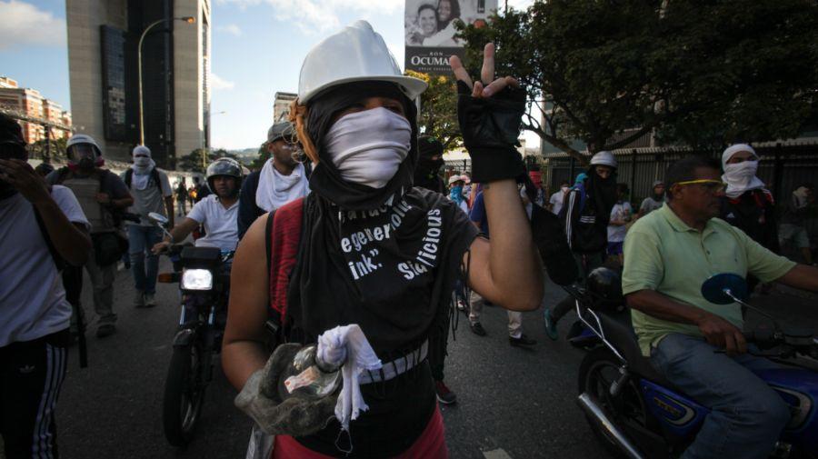 detenidos protestas venezuela