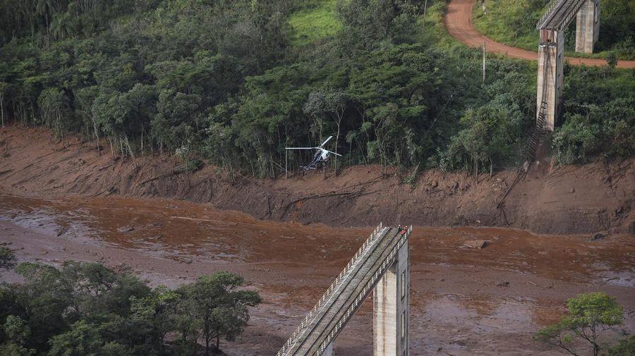 brasil represa 26012019