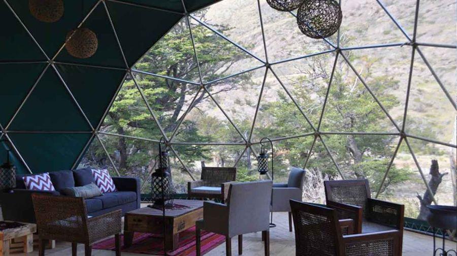 Glamping. Patagonia Eco Domes, Argentina 26012019