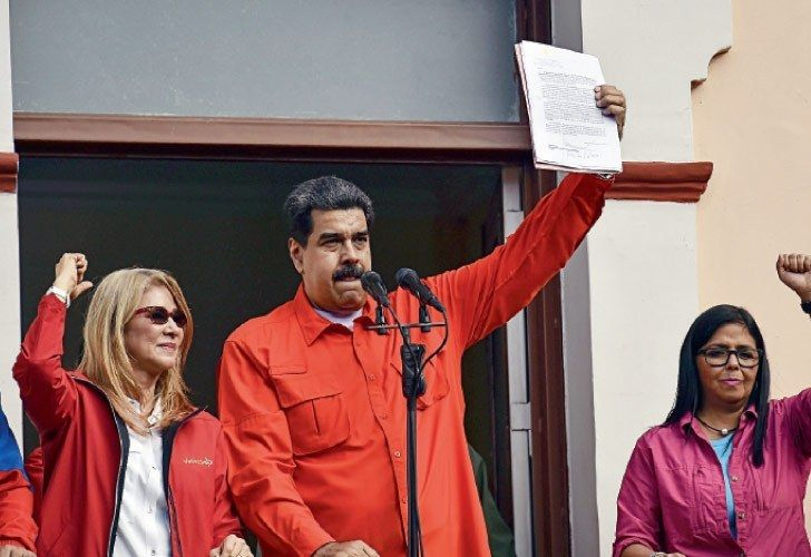 Tambores de guerra en Venezuela