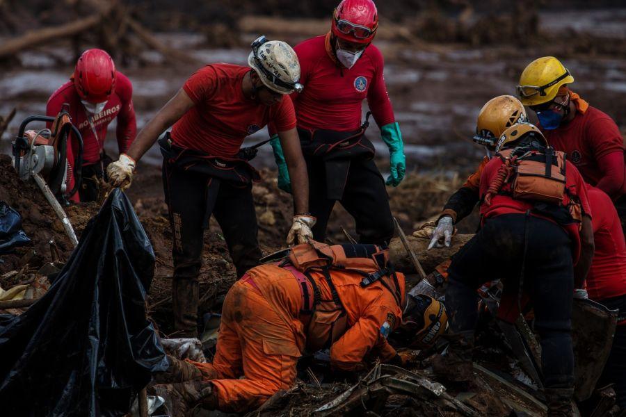 Vale Dam Break As Hundreds Still Missing