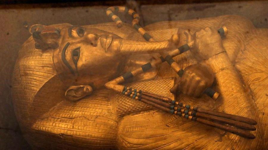 restauracion tumba tutankamon egipto