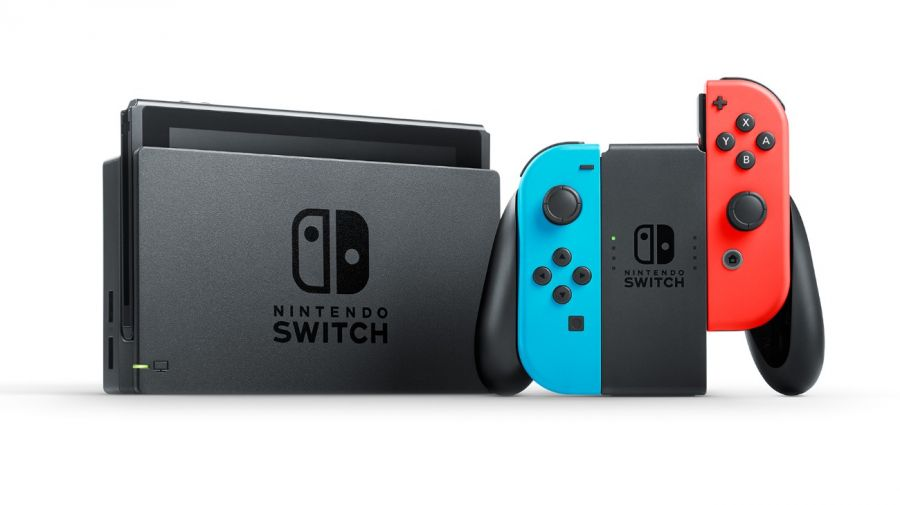 Nintendo Switch 01022019