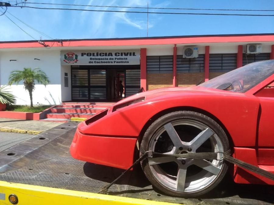 Réplica Ferrari F40