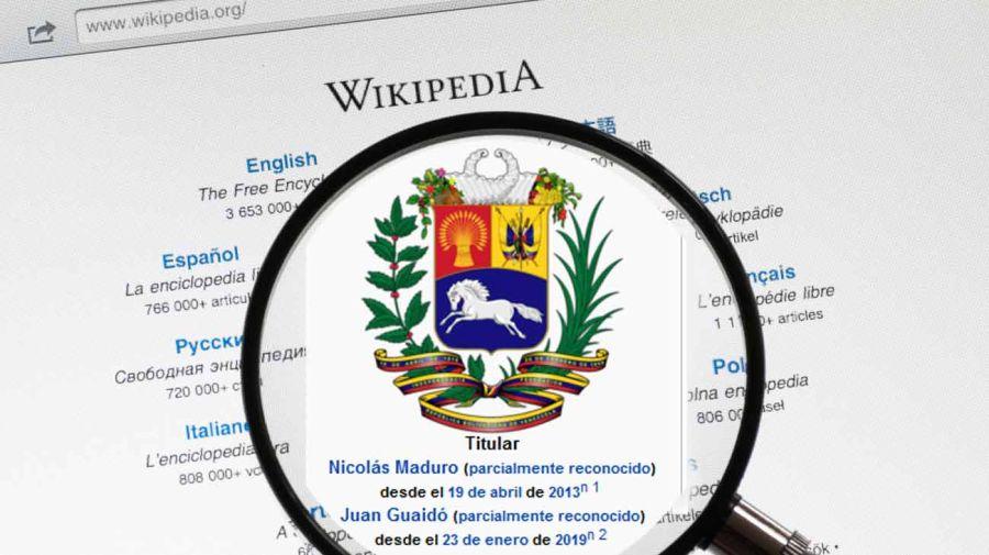 Venezuela Wikipedia 02072019