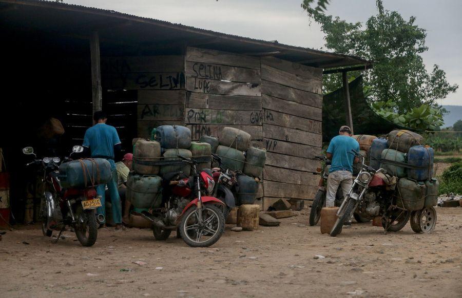 Fuel Smugglers Venezuela