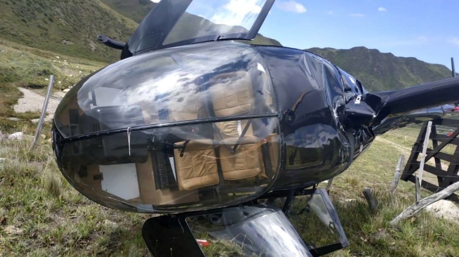 helicoptero tunuyan mendoza