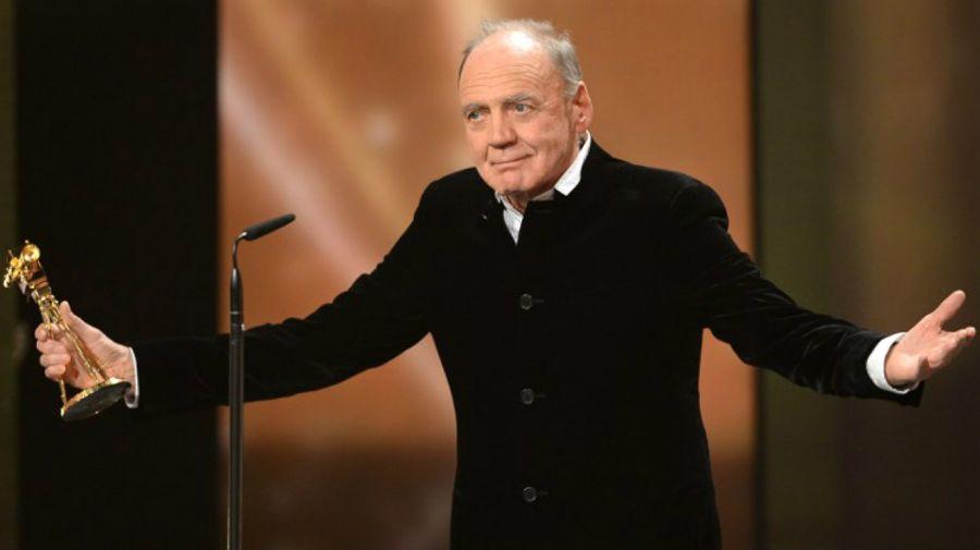 Bruno Ganz murió a los 77 años.