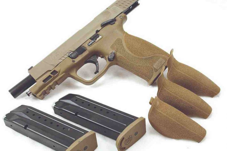 Pistola Smith & Wesson M&P 2.0: un upgrade exitoso