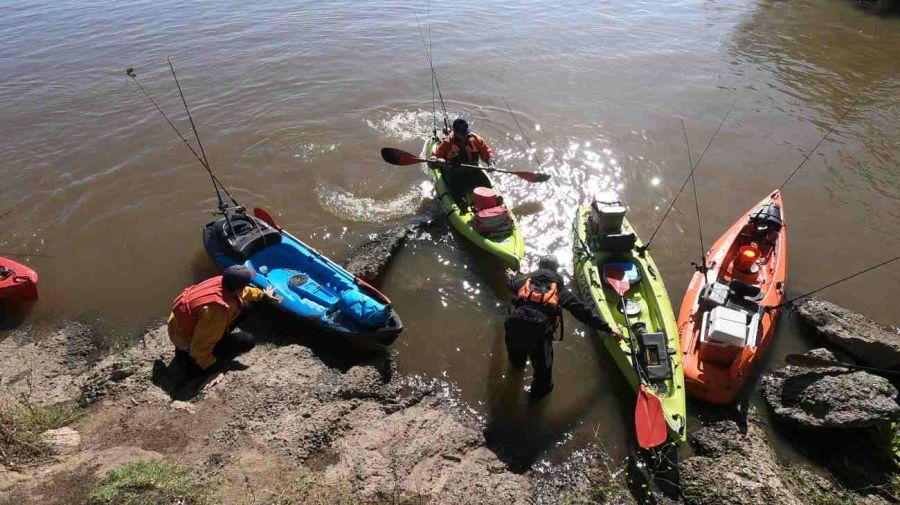 Río Paraná: variada con buenos colmillos 4