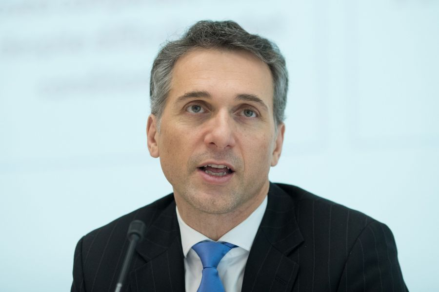 Philips Lighting NV Chief Executive Officer Eric Rondolat Attends Full Year Results News Conference