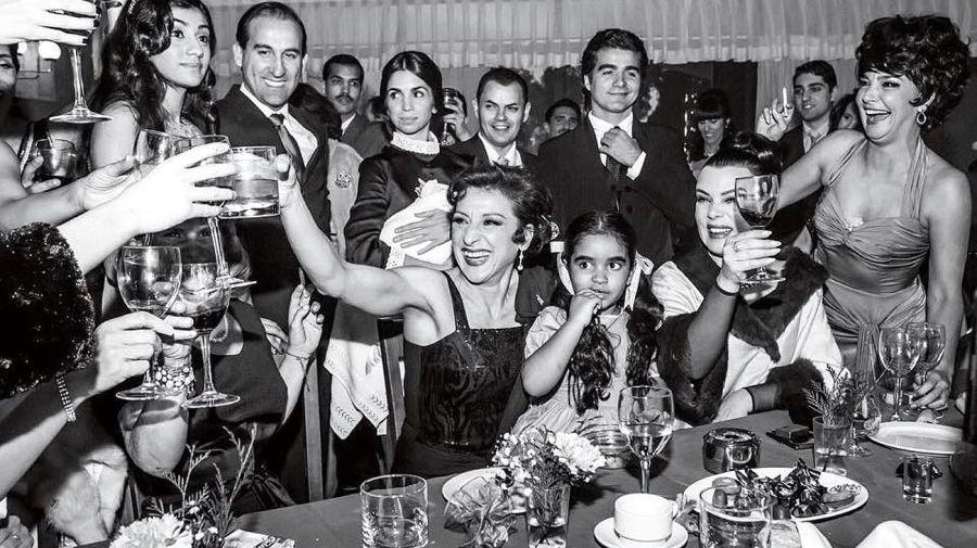 El desenfreno de Ava Gardner en la serie creada por Paco león y vendida a varios países.