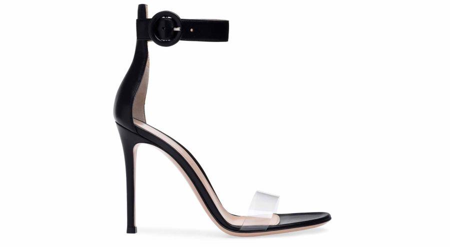 Las sandalias de de Gianvito Rossi