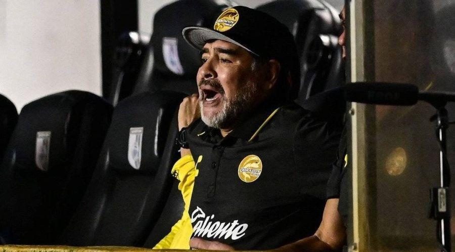 Maradona puso a Dorados por encima de la Selección Argentina