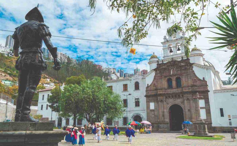 Quito desde adentro, así es la ciudad de los contrastes