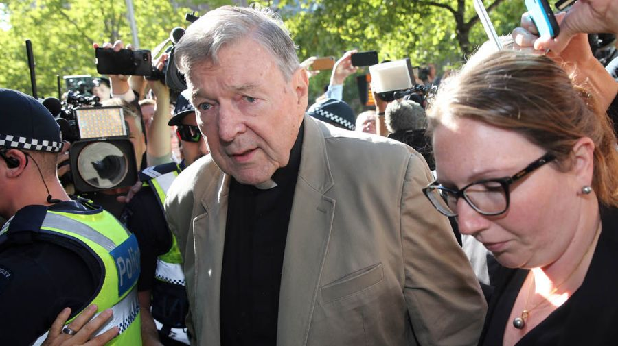 20190227 Cardenal George Pell