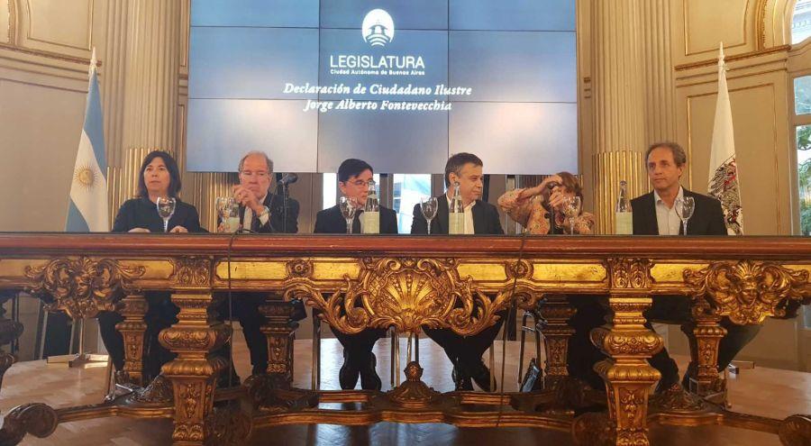 12032019 Legislatura Ciudadano Ilustre Fontevecchia
