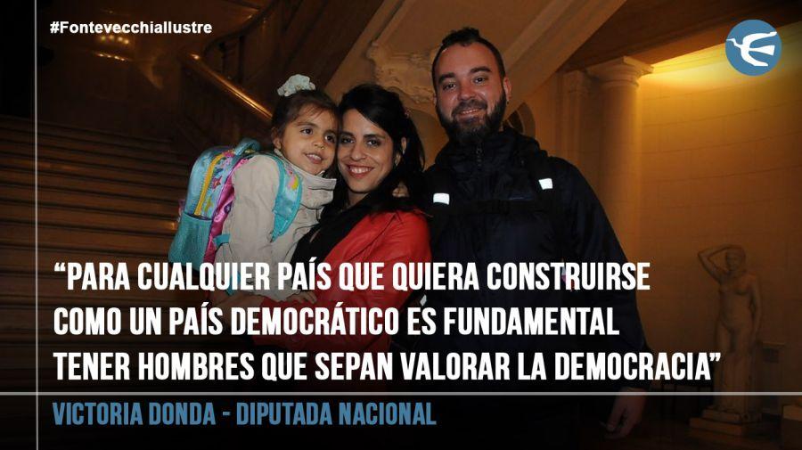 Victoria Donda - diputada nacional 20190312