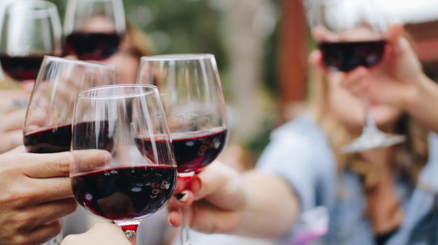 disfrutar vinos DELIRIO mes