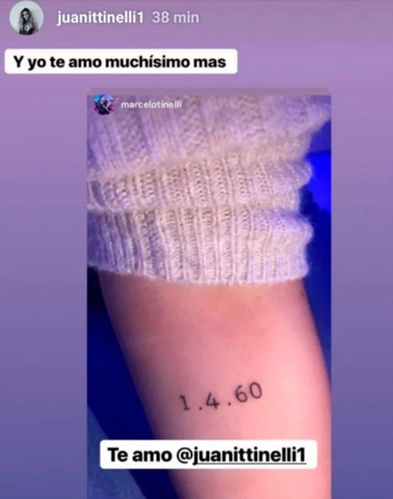 Juanita tatto