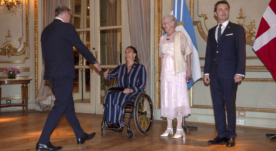 Cómo Fue La Cena De Gala De La Reina De Dinamarca Con Macri