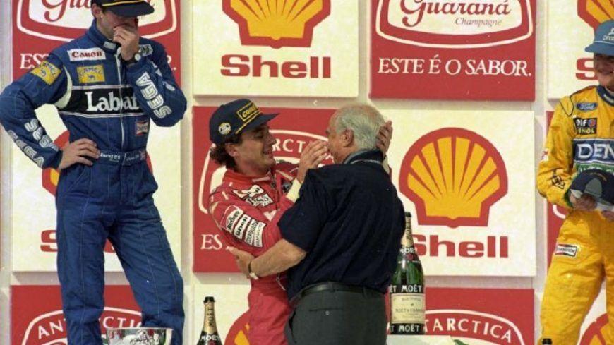 Senna Fangio